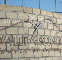Foto de terreno habitacional en venta en  , valle escondido, santiago, nuevo león, 3962929 No. 01