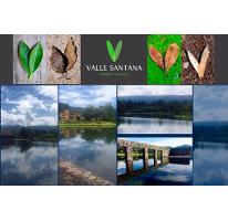 Foto de terreno habitacional en venta en valle santana 0, valle de bravo, valle de bravo, méxico, 2417586 No. 01