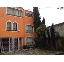 Foto de casa en venta en  , san bernardino, toluca, méxico, 2480227 No. 01