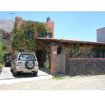 Foto de casa en venta en  , vergel del acueducto, tequisquiapan, querétaro, 2615913 No. 01