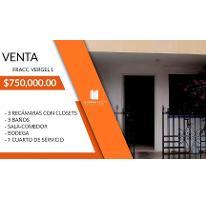 Foto de casa en venta en  , vergel i, mérida, yucatán, 2971869 No. 01