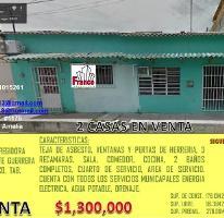 Foto de casa en venta en  , vicente guerrero, comalcalco, tabasco, 2229292 No. 01