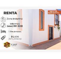 Foto de casa en renta en  , villa de pozos, san luis potosí, san luis potosí, 2673471 No. 01