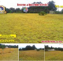 Foto de terreno habitacional en venta en, villa del carbón, villa del carbón, estado de méxico, 2007170 no 01