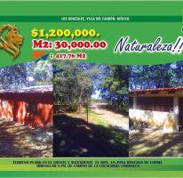 Foto de terreno habitacional en venta en, villa del carbón, villa del carbón, estado de méxico, 2054641 no 01