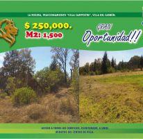 Foto de terreno habitacional en venta en, villa del carbón, villa del carbón, estado de méxico, 2084221 no 01