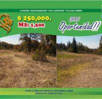 Foto de terreno habitacional en venta en, villa del carbón, villa del carbón, estado de méxico, 2084223 no 01