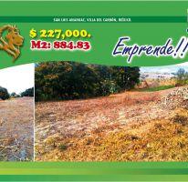 Foto de terreno habitacional en venta en, villa del carbón, villa del carbón, estado de méxico, 2114192 no 01