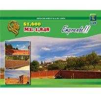 Foto de terreno habitacional en venta en  , villa del carbón, villa del carbón, méxico, 1974699 No. 01
