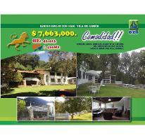 Foto de rancho en venta en  , villa del carbón, villa del carbón, méxico, 2716214 No. 01