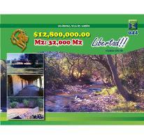 Foto de terreno habitacional en venta en  , villa del carbón, villa del carbón, méxico, 2731912 No. 01