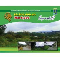 Foto de terreno habitacional en venta en  , villa del carbón, villa del carbón, méxico, 2747699 No. 01
