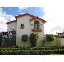 Foto de casa en venta en  , villa del real, tecámac, méxico, 2489341 No. 01