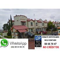 Foto de casa en venta en  , villa del real, tecámac, méxico, 2827104 No. 01