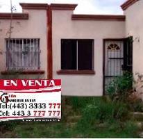 Foto de casa en venta en  , villa magna, morelia, michoacán de ocampo, 4223120 No. 01
