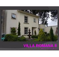Foto de casa en venta en  , villa romana, metepec, méxico, 2598100 No. 01