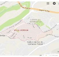 Foto de casa en venta en  , villa verdún, álvaro obregón, distrito federal, 2442711 No. 01