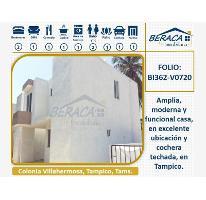 Foto de casa en venta en  , villahermosa, tampico, tamaulipas, 0 No. 01