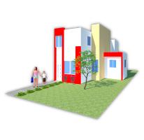 Foto de casa en venta en  , villas de oriente, mérida, yucatán, 2618076 No. 01