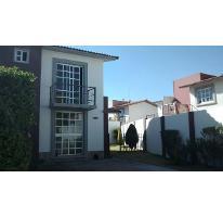 Foto de casa en renta en  , villas del campo, calimaya, méxico, 2798540 No. 01