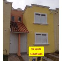 Foto de casa en venta en  , villas del pedregal, morelia, michoacán de ocampo, 2592016 No. 01