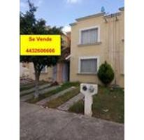 Foto de casa en venta en  , villas del pedregal, morelia, michoacán de ocampo, 2838496 No. 01
