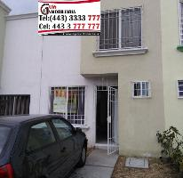 Foto de casa en venta en  , villas del pedregal, morelia, michoacán de ocampo, 0 No. 01