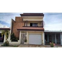 Foto de casa en venta en  , villas del sol, ahome, sinaloa, 2732928 No. 01