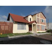 Foto de casa en venta en  , villas metepec, metepec, méxico, 2844844 No. 01