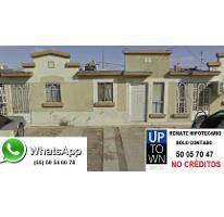 Foto de casa en venta en  , villas residencial del real, juárez, chihuahua, 2826723 No. 01