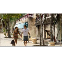 Foto de terreno habitacional en venta en  , villas tulum, tulum, quintana roo, 1370203 No. 01