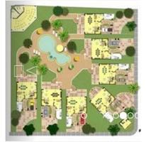 Foto de casa en venta en  , villas tulum, tulum, quintana roo, 2309352 No. 01