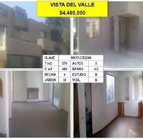 Foto de casa en venta en  , vista del valle sección bosques, naucalpan de juárez, méxico, 0 No. 01