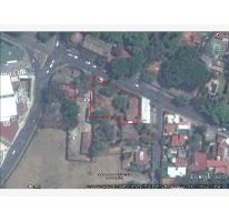 Foto de terreno comercial en venta en  ., vista hermosa, cuernavaca, morelos, 2671313 No. 01