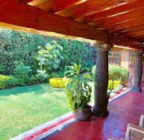 Foto de casa en venta en  , vista hermosa, cuernavaca, morelos, 4668664 No. 01