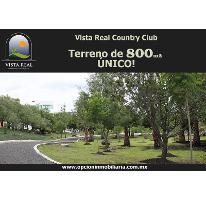 Foto de terreno habitacional en venta en  , vista real y country club, corregidora, querétaro, 2831019 No. 01