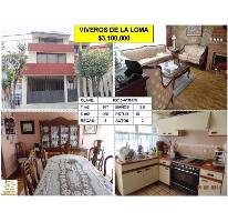 Foto de casa en venta en, viveros de la loma, tlalnepantla de baz, estado de méxico, 954691 no 01