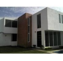 Foto de casa en venta en  , volcanes de cuautla, cuautla, morelos, 605925 No. 01