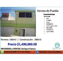 Foto de casa en venta en  x, los héroes de puebla, puebla, puebla, 2751024 No. 01