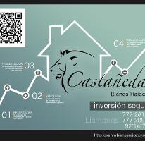 Foto de terreno habitacional en venta en x x, burgos, temixco, morelos, 1190343 No. 01