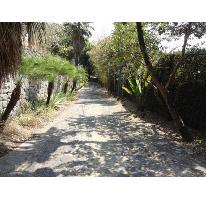 Foto de terreno habitacional en venta en  x, las quintas, cuernavaca, morelos, 2854627 No. 01