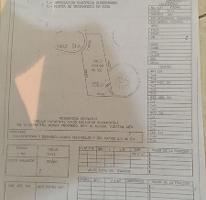 Foto de terreno habitacional en venta en  , xcanatún, mérida, yucatán, 2032188 No. 01