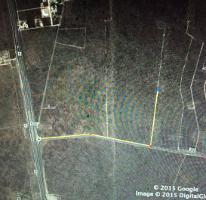 Foto de terreno habitacional en venta en  , xcunyá, mérida, yucatán, 2209540 No. 01