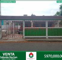 Foto de casa en venta en  , xoclan, mérida, yucatán, 3374997 No. 01