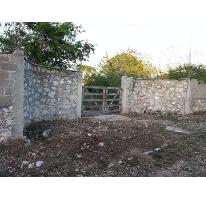 Foto de terreno habitacional en venta en  , yaxche de peón, ucú, yucatán, 2608706 No. 01
