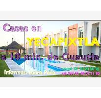 Foto de casa en venta en  , yecapixtla, yecapixtla, morelos, 2537680 No. 01