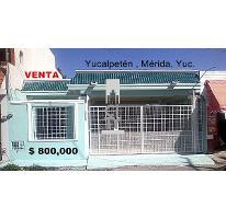 Foto de casa en venta en, yucalpeten, mérida, yucatán, 1969771 no 01