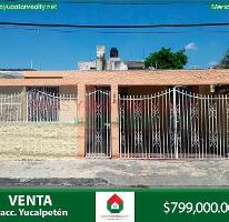 Foto de casa en venta en  , yucalpeten, mérida, yucatán, 3237366 No. 01