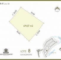 Foto de terreno habitacional en venta en, yucatan, mérida, yucatán, 2309811 no 01