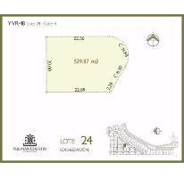 Foto de terreno habitacional en venta en, ejido de chuburna, mérida, yucatán, 2378142 no 01